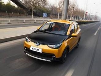 EC180将采用全新销售模式 北汽新能源5月销量夺冠