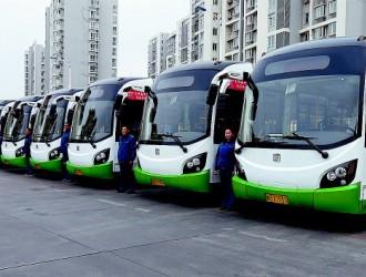 内蒙古:扎鲁特旗10辆纯电动公交车投入使用