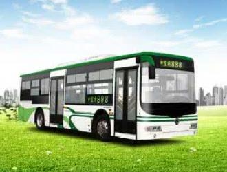 湖北:孝昌首条电动公交线路开通 夏季早上6点开始运营