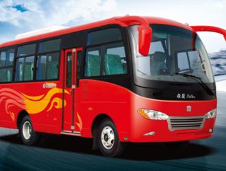 湖北:黄冈罗田首批新能源汽车投入城乡公交运营