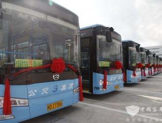 湖北:咸宁100台新能源公交即将投入运营