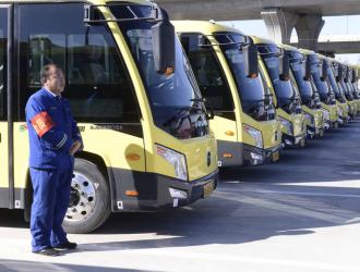 烟台:电动公交车充电服务费最高0.60元/千瓦时