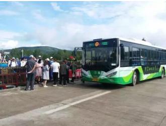 新疆:乌市今年计划再增132辆新能源公交