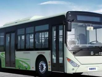 合同总金额3600万元 中通获秦皇岛40辆纯电动客车订单
