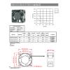 Protechnic台湾永立电机MGT4012YB-W20