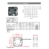 Protechnic台湾永立电机MGT4012ZB-W20