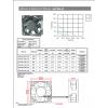 Protechnic台湾永立电机MGT6012UB-W25