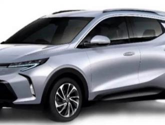 与Bolt共享平台 雪佛兰新纯电动SUV预告图