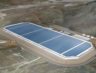 电动汽车需求猛涨 全球锂离子...