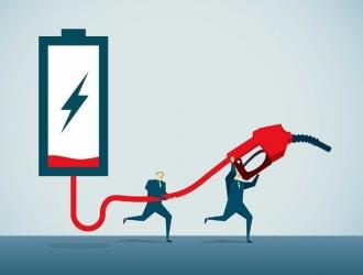 2017年全国充电桩达44万个 车桩比3.8:1