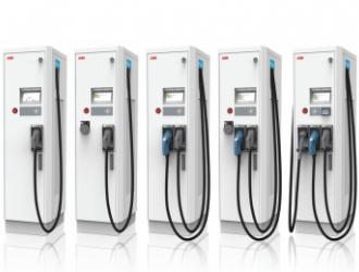 ABB为斯里兰卡安装电动汽车充电桩 充电仅需15分钟