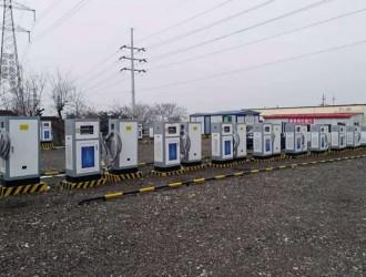 星星充电青岛站兴隆路充电站正式上线,免服务费