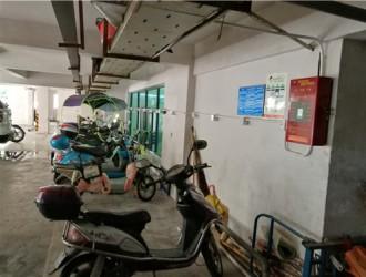 铁一村建智能充电桩 建立全市首家城中村电动车监管安全体系