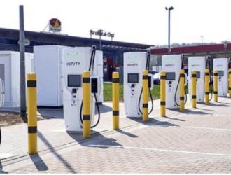 Ionity首个超快速充电站运行 5月底前免费