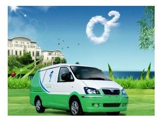 新能源物流车成为市场焦点 今年前两月销量占比98%