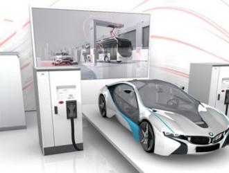 ABB推出350kW的汽车快充充电桩
