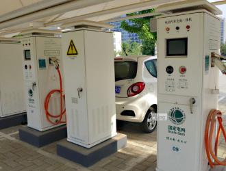 """迎接""""绿色省运"""" 肇庆今年将再建539个新能源充电桩"""