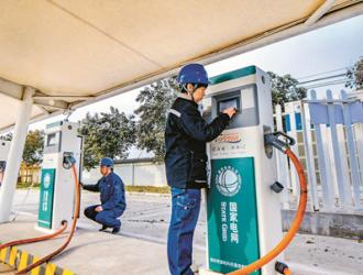 洛阳市今年将建成1000个电动汽车充电桩