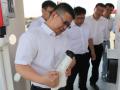 云南电网副总经济师调研羊鸡高速新能源充电桩项目