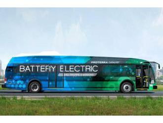 电动公交公司Proterra获1亿美元G轮融资