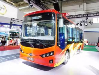 比亚迪||全新造型 新款K7纯电动公交车产品解析