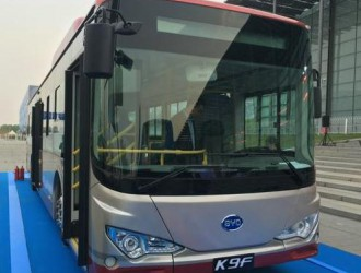超3000辆纯电动公交车年内投用