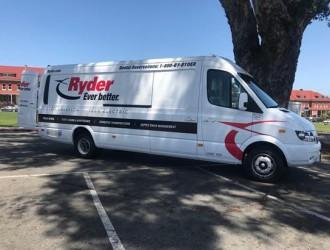 物流巨头Ryder追加500辆Chanje电动车订单