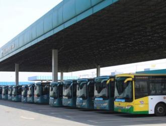 2020年底前重点城市公交车将全部更换为新能源车型