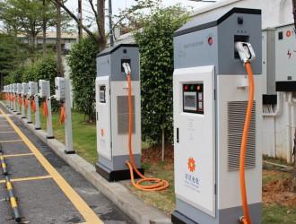 建新能源汽车充电桩可获财政补贴