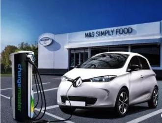 一些石油巨头正在积极布局新能源汽车领域
