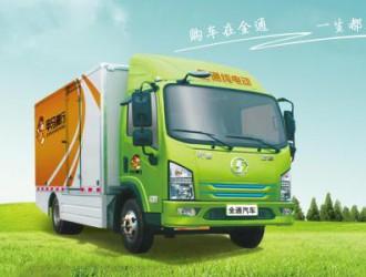 上海计划2022年新增物流车全面电动化