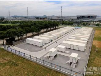 力信能源助力镇江80MWh磷酸铁锂储能项目成功并网!