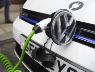 大众部署超快速充电桩 2019第二季度投入运营