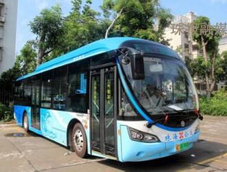 广东珠海:9月底前100%实现公交纯电动化