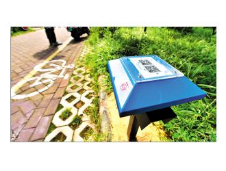 昆明:小区设充电桩规范电动车停放