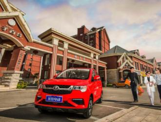 金彭引领高品质优售后低速新能源汽车市场