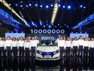明星车型率先纯电动化:东风日产新能源再夺战略制高点