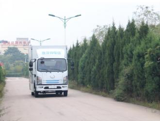 探访陕汽纯电动车工厂,轩德E9如何做到续航超越同级30%