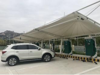 青岛西海岸新区将建千个充电设施 3000个新能源车位