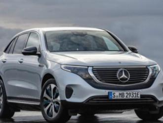 新能源汽车时代?奔驰EQC定于明年产量!
