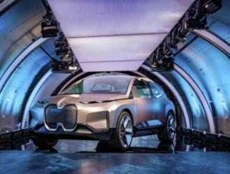 2021年宝马iNEXT将采用宁德时代电芯