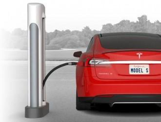 特斯拉计划明年推下一代超级充电桩 覆盖范围将翻番