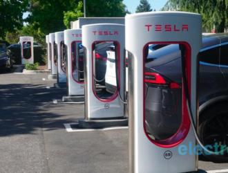 特斯拉计划超级充电网络扩一倍 下代充电站推迟