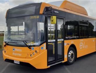 比亚迪电动大巴表现超出预期,新西兰将其投放在更长线路测试