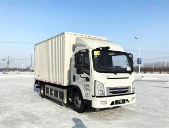 纯电动卡车收官3.4万辆大幅下降 氢燃料货车曙光初现?