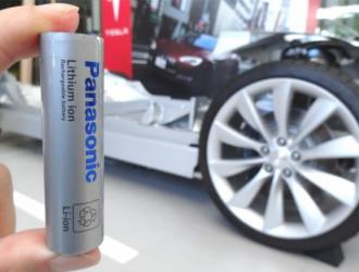 特斯拉电池专利 更快的充电速度、更长的寿命和更低的成本