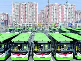 吉林长春:25辆纯电动公交车上线