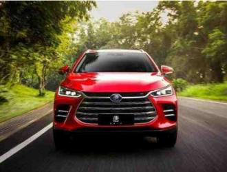 比亚迪5月新能源汽车销量21899辆