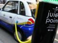 推便捷刷卡 英国要解决电动车充电难题
