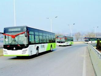 河北雄安新区:2020年底前公交等运营车辆实现新能源化
